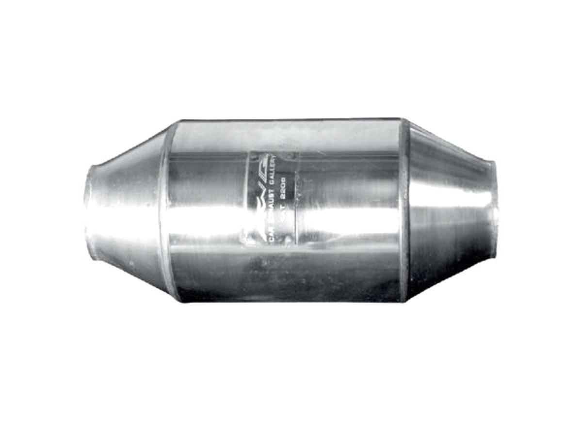 Katalizator uniwersalny DIESEL FI 55 2-3L EURO 4 - GRUBYGARAGE - Sklep Tuningowy